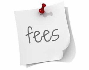FEES PROPERTY MANAGERS CHARGE